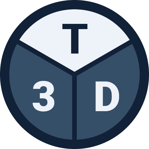 Tribby3d